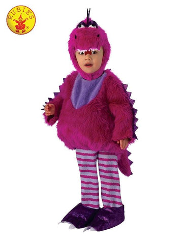 Purple Dragon Toddler Halloween Costume - Salsa and Gigi Australia 700931 01