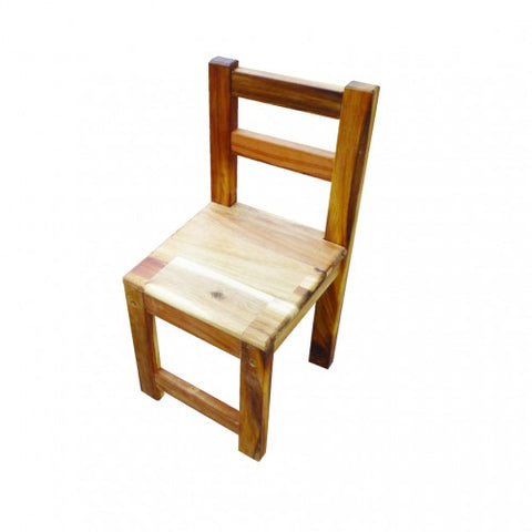 Acacia Hardwood Standard Chair - Salsa and Gigi