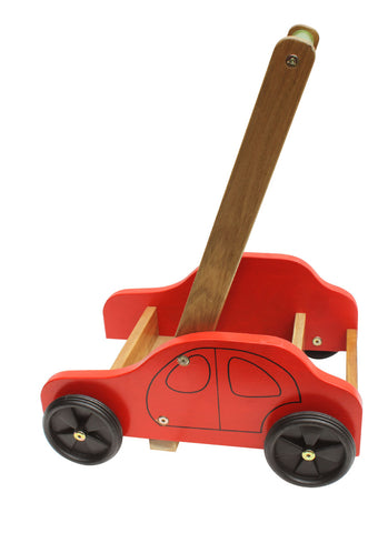 Q Toys Red Car Walker - Salsa and Gigi Australia