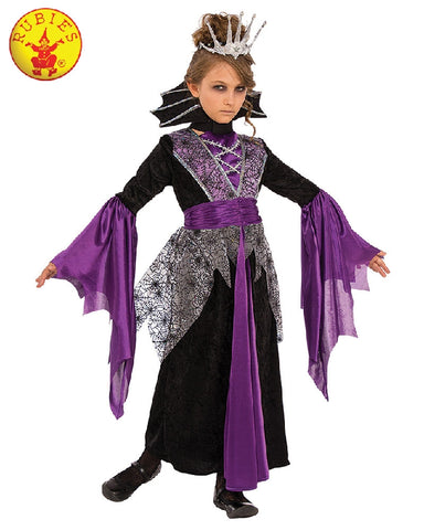 Queen Vampire Girls Costume - Salsa and Gigi Australia 630913