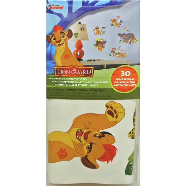 Lion Guard Peel and Stick Wall Decals