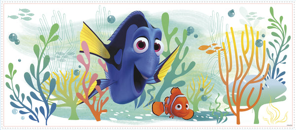 Finding Dory and Nemo Peel and Stick Giant Decal