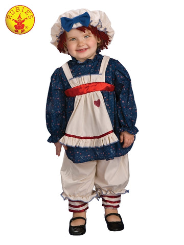 RaggaMuffin Dolly Girls Costume - Salsa and Gigi Australia 885712 01