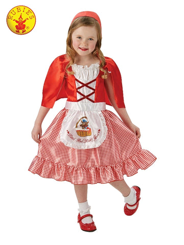 Red Riding Hood Girls Costume - Salsa and Gigi Australia 620500 01