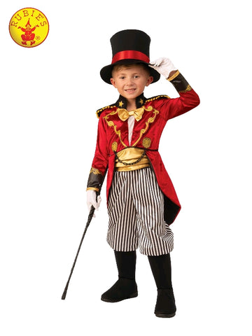 Ringmaster Circus Child Costume - Salsa and Gigi Australia 700951 01
