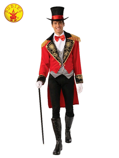 Ringmaster Men's Costume - Salsa and Gigi Australia 700892 01