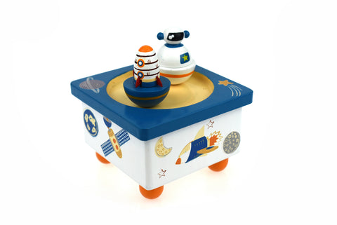 Rocket Music Box - Salsa and Gigi Australia MI125 01