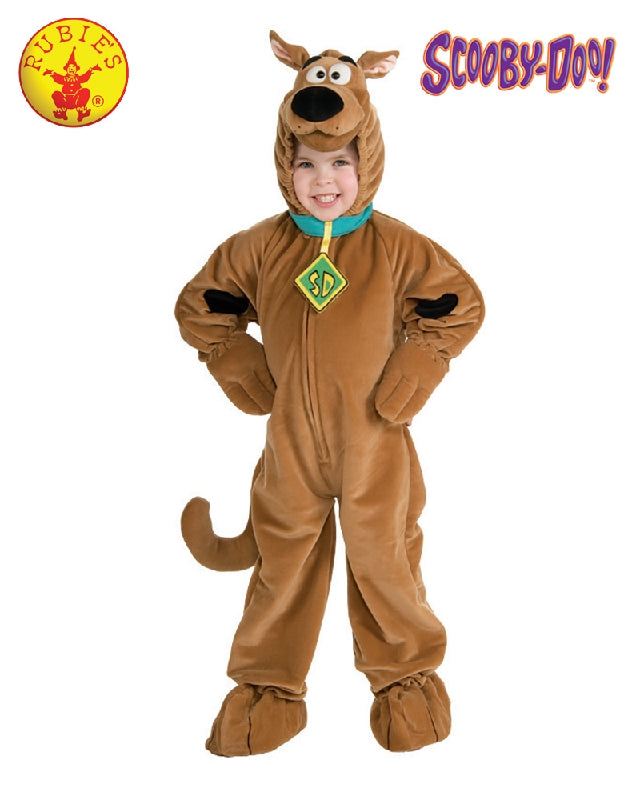 Scooby Doo Deluxe Child Costume - Salsa and Gigi Australia 882092