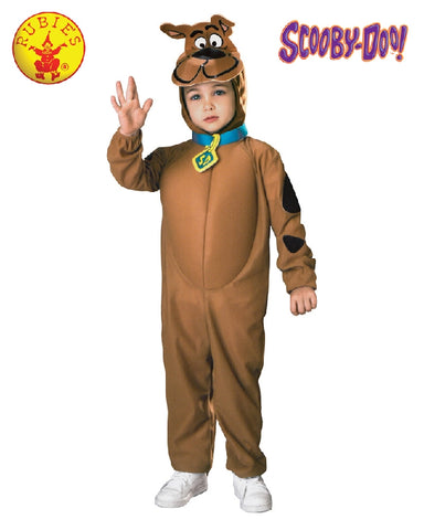 Scooby Doo Classic Costume - Sizes T, S, M