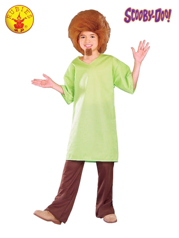Scooby Doo Shaggy Deluxe Child Costume - Salsa and Gigi Australia 38961 01