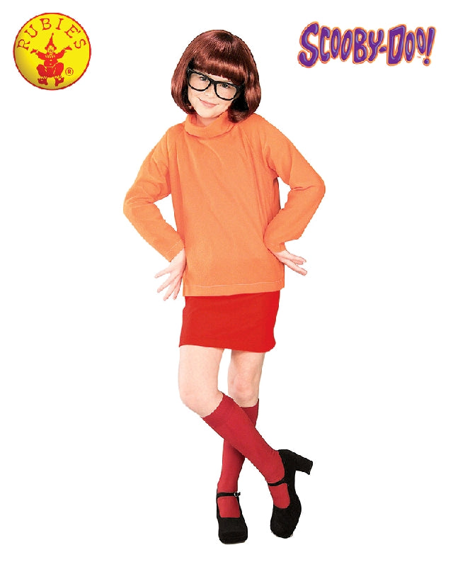 Scooby Doo Velma Girls Costume - Salsa and Gigi Australia 38963