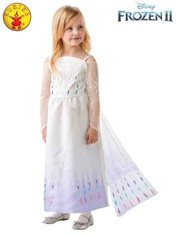 Snow Queen Elsa Premium Girls Costume - Salsa and Gigi Australia 9106 01