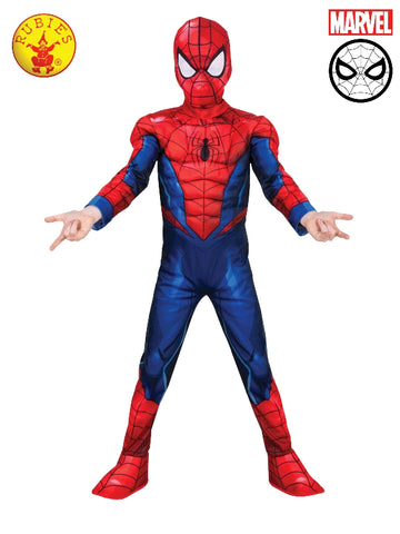Marvel Spider-Man Deluxe Boys Costume - Salsa and Gigi Australia