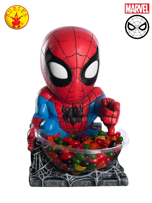 Spider-Man Mini Candy Bowl Holder - Salsa and Gigi Australia 68897