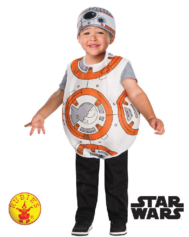 Star Wars BB-8 Toddler Costume - Salsa and Gigi Australia 510190
