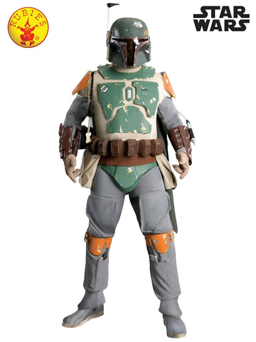 Star Wars Boba Fett Collector's Edition Adult Men's Costume - Salsa and Gigi Australia 909863 01