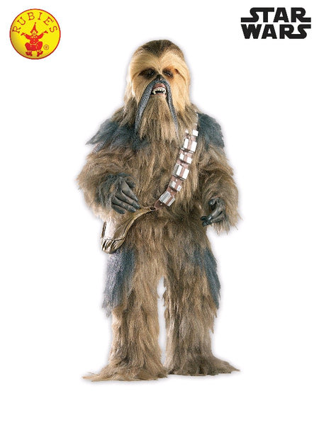 Star Wars Chewbacca Collector's Edition Adult Costume - Salsa and Gigi Australia 909878 01