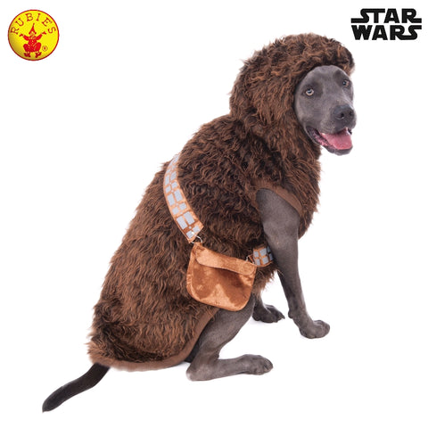 Star Wars Chewbacca Big Dog Pet Costume - Salsa and Gigi Australia