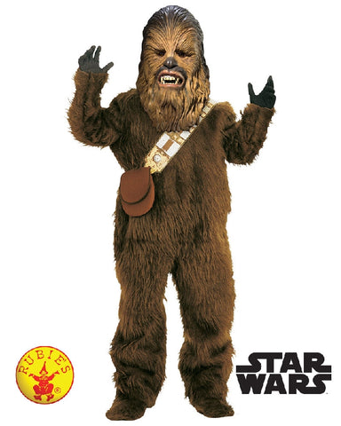 Star Wars Han Solo Chewbacca Deluxe Child Costume - Salsa and Gigi Australia 882019