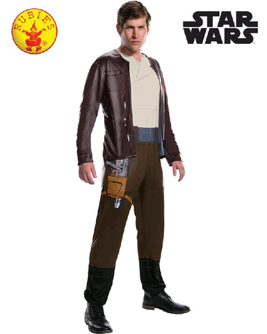 Star Wars Poe Dameron Classic Men's Costume - Salsa and Gigi Australia 820695