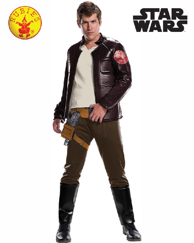 Star Wars Poe Dameron Deluxe Men's Costume - Salsa and Gigr Australia 820699
