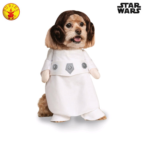 Star Wars Princess Leia Dog Pet Costume - Salsa and Gigi Australia 887894