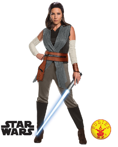 Star Wars REY Deluxe Ladies Costume in S, M, L - Salsa and Gigi Australia 820698