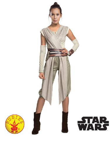 Star Wars Rey Deluxe Ladies Costume - Salsa and Gigi Australia 810668