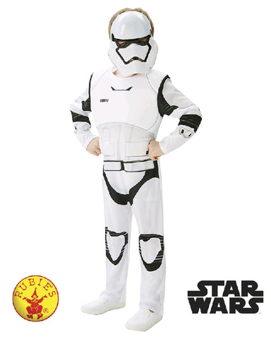 Star Wars Storm Trooper Boys Costume Tween - Salsa and Gigi Australia 620269
