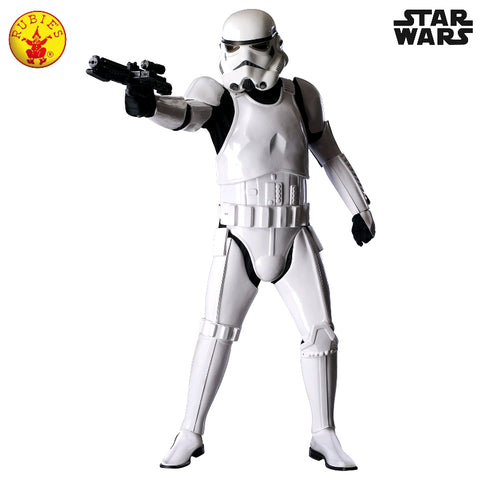Star Wars Stormtrooper Collector's Edition Adult Costume - Salsa and Gigi Australia 909866 01