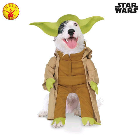 Star Wars Yoda Deluxe Dog Pet Costume - Salsa and Gigi Australia 887893