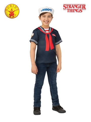 Stranger Things Steve Scoops Ahoy Child Costume - Salsa and Gigi Australia 701027 01