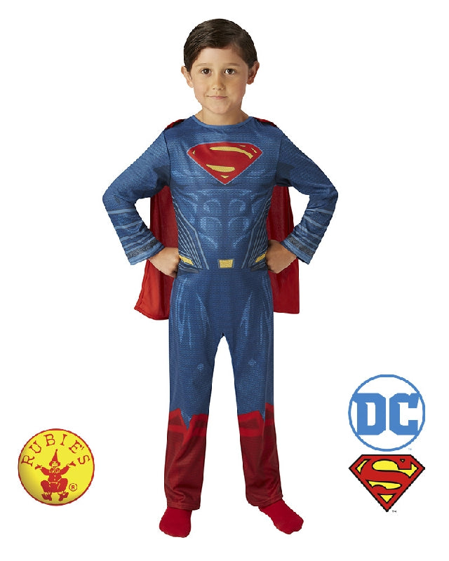 Superman Classic Boys Costume - Salsa and Gigi Australia 620556
