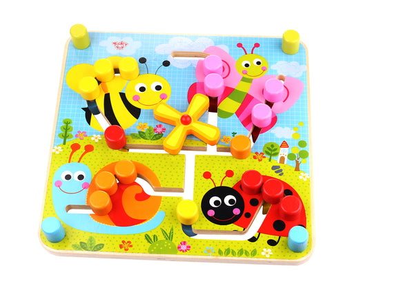 Reversible Maze Game - Salsa and Gigi Online Store