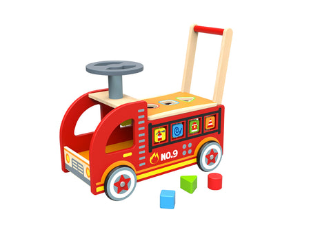 Ride on Fire Truck - Salsa and Gigi Online Store