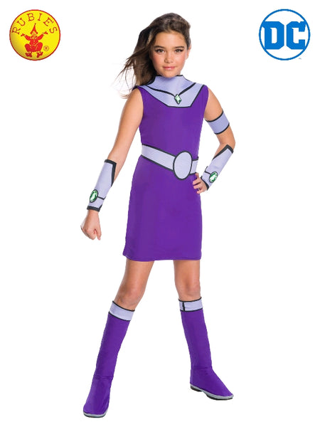 Teen Titans Go Starfire Girls Costume - Salsa and Gigi Australia 700178 01