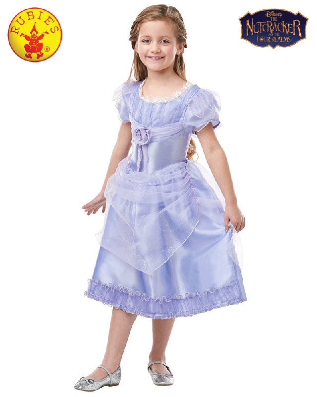 AVAILABLE NOW... Disney The Nutcracker CLARA Deluxe Girls Costume - Size 4-6 years - Salsa and Gigi