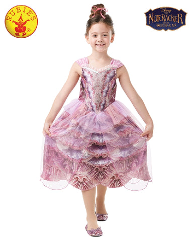 AVAILABLE NOW....  Disney The Nutcracker SUGAR PLUM FAIRY Girls Costume - Size 4-6 years - Salsa and Gigi