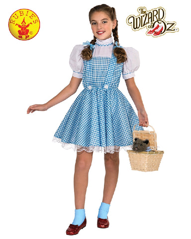 The Wizard of Oz Dorothy Girls Costume - Salsa and Gigi Australia 886494