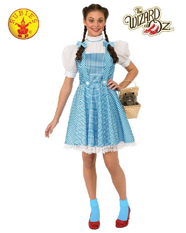 The Wizard of Oz Dorothy Teen and Adult Costume - Salsa and Gigi Australia 887378