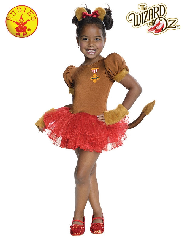 The Wizard of Oz Lion Tutu Costume - Salsa and Gigi Australia 610087