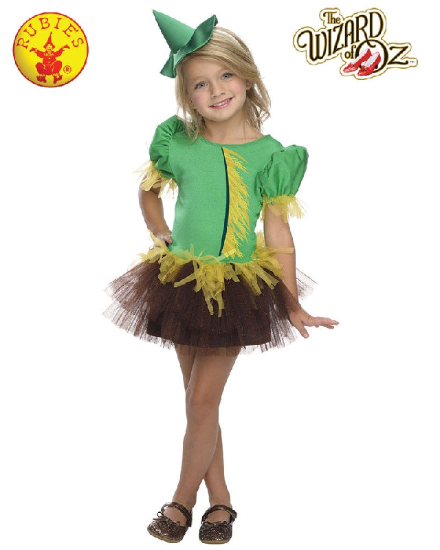 The Wizard of Oz Scarecrow Girls Tutu Costume - Salsa and Gigi Australia 610088