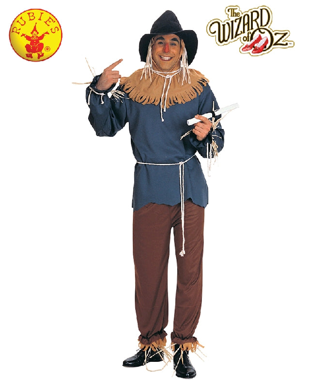 The Wizard of Oz Scarecrow Men's Costume - Salsa and Gigi Australia 15475