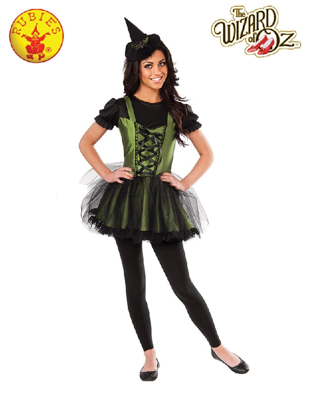 The Wizard of Oz Wicked Witch of the West Ladies Costume - Salsa and Gigi Australia 880330