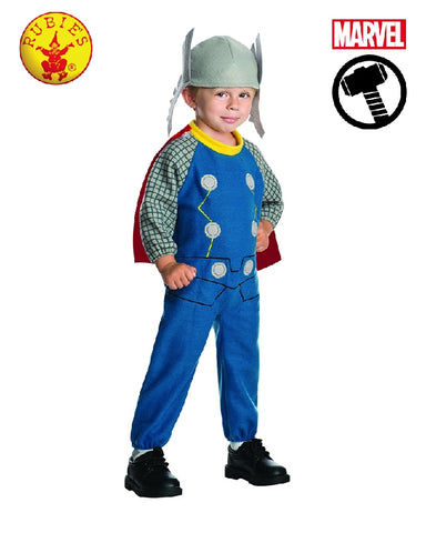 AVENGERS Thor Classic Toddler Costume - Salsa and Gigi