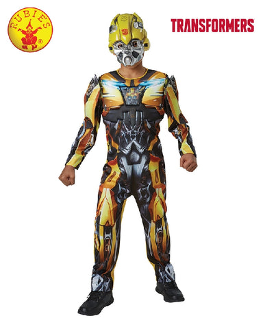 Transformers Bumble Bee Deluxe Boys Costume - Salsa and Gigi Australia 8016