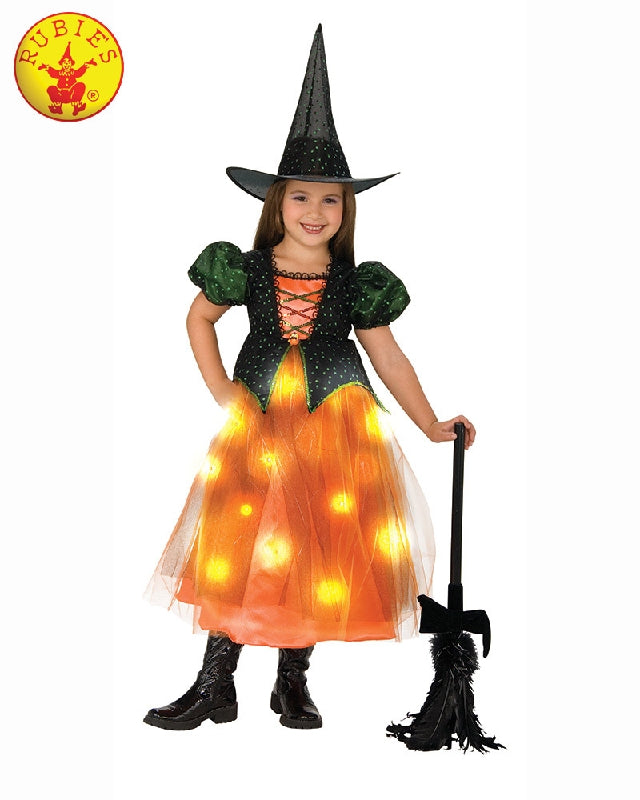 Twinkle Witch Deluxe Light Up Costume - Salsa and Gigi Australia 883153