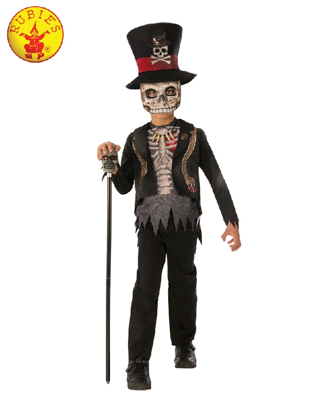 Voodoo Boy Halloween Costume - Salsa and Gigi Australia 641124