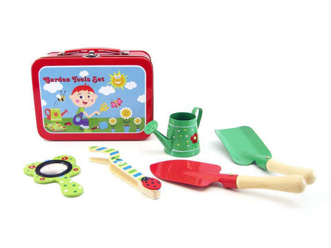 Wooden Garden Set in Carry Case - Salsa and Gigi Online Store