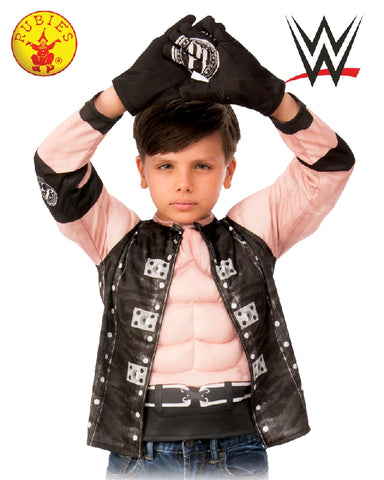 WWE AJ Styles Child Costume Top - Salsa and Gigi Australia G40071